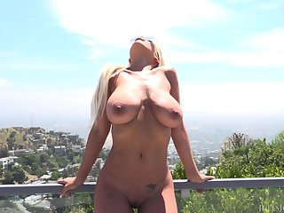 Hard Fuck Blond Hair MILF - Bridgette B