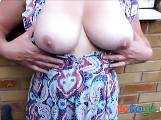 Cum on dirty nylons outdoor fro breasts - painless cry out for