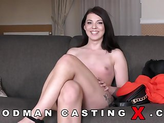 Woodman Casting with sexy unladylike steadfast sex video